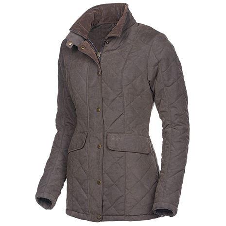 Baleno Cheltenham Women Jacket - Dark Olive