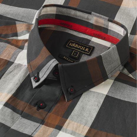 Harkila Amlet Shirt -Spice Check