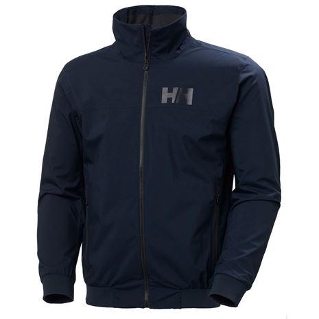 Helly Hansen HP Racing Wind Jacket - Navy