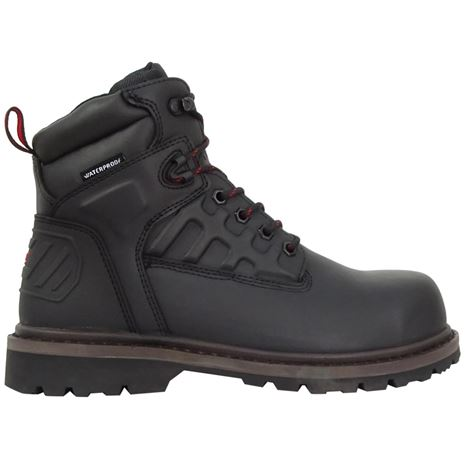 Hoggs of Fife Hercules Safety Lace-up Boots - Black