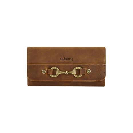 Dubarry Cong Leather Ladies Wallet - Brown