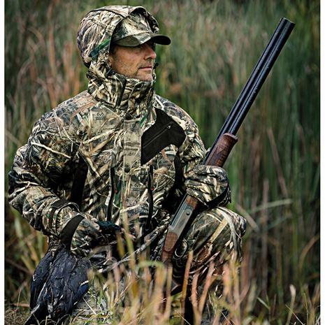 Deerhunter Muflon Jacket - Long - Realtree Max-5 Camo - Lifestyle 2
