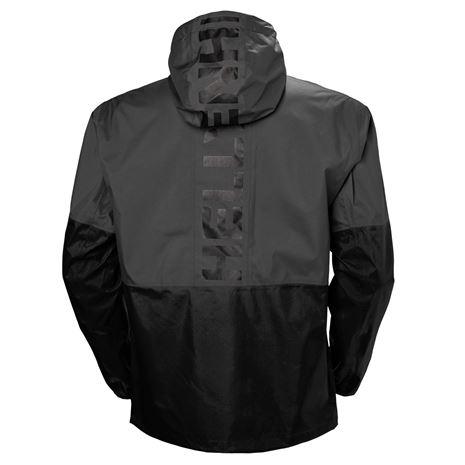 Helly Hansen Pursuit Jacket - Black - Rear