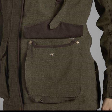 Seeland Woodcock Advanced Women's Jacket - Shaded Olive