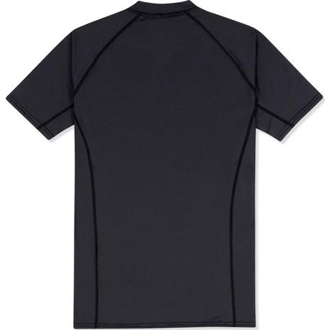 Musto Youth Insignia UV Fast Dry Short Sleeve T-Shirt - Black