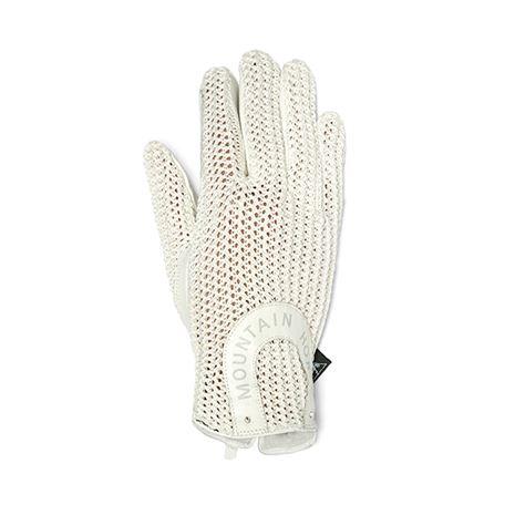 Mountain Horse Crochet Glove II - White