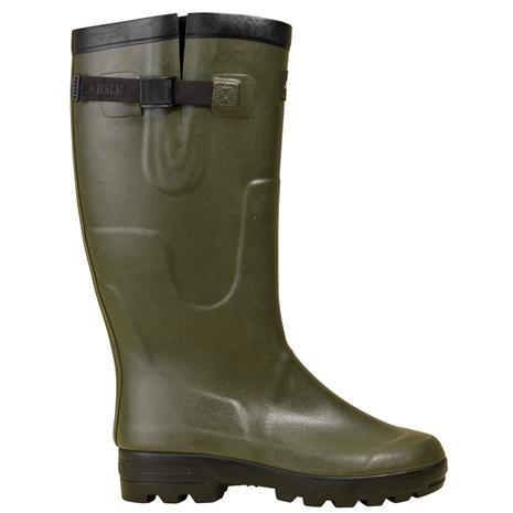 Aigle Benyl ISO Vario Wellington Boot - Khaki