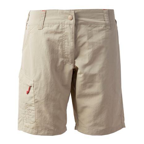 Gill Women's UV Tec Shorts - Khaki