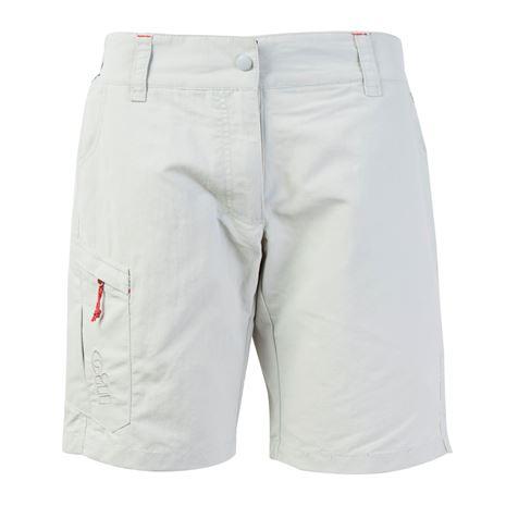 Gill Women's UV Tec Shorts - Silver