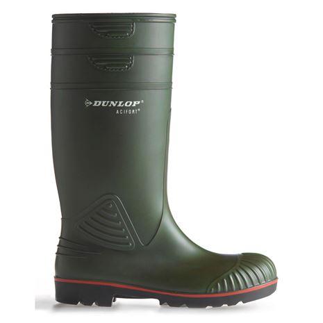 Hoggs of Fife Dunlop ACIFORT Heavy Duty Full Safety Wellington Boots