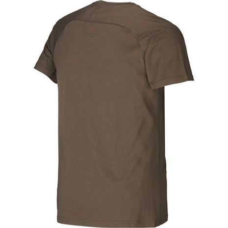 Harkila Logo T-Shirt (2 Pack) Harkila Logo T-Shirt (2 Pack) - Willow Brown