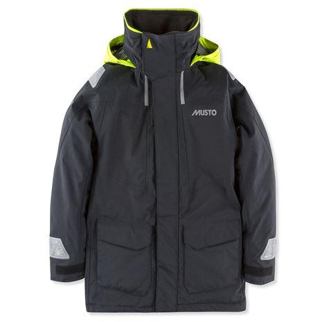 Musto Junior BR1 Coastal Jacket - Black