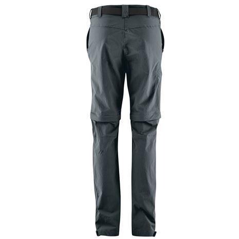 Maier Sports Nata Women's Pants - Graphite - Rear