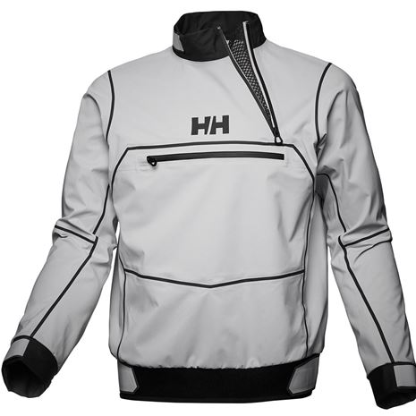 Helly Hansen HP Foil Pro Smock Top - Grey Fog