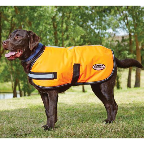 WeatherBeeta Reflective Parka 300 Dog Coat