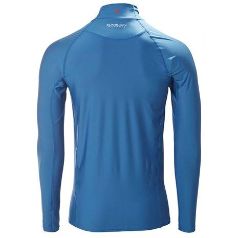 Musto Sunblock Dynamic Long Sleeve T-Shirt - Skydiver