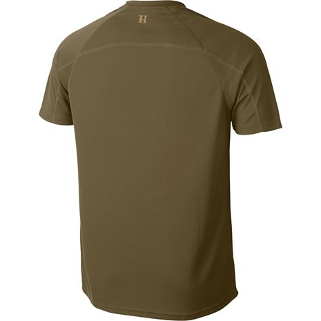 Harkila - Herlet Tech S/S T-Shirt - Light Khaki