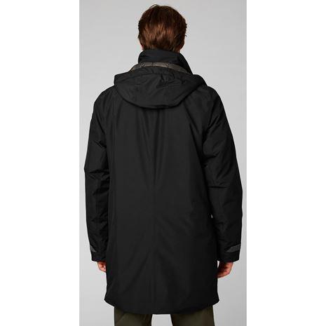Helly Hansen Oslo Padded Coat - Black