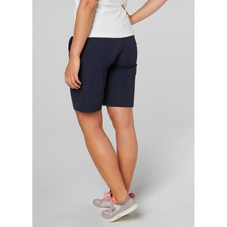 Helly Hansen Womens QD Cargo Shorts - Navy