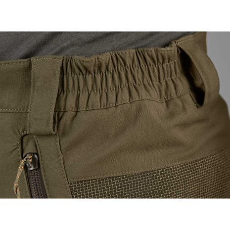 Seeland Outdoor Membrane Trousers - Pine Green