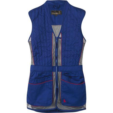 Seeland Skeet II Waistcoat - Sodalite Blue
