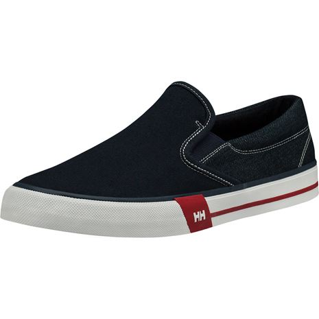 Helly Hansen Copenhagen Slip-On Shoe - Navy / Grey Fog / Off Whi