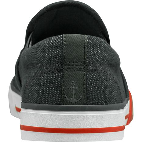 Helly Hansen Copenhagen Slip-On Shoe - Magnet / Cherry Tomato