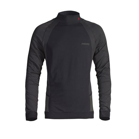 Musto Active Base Layer L/S Top - Black