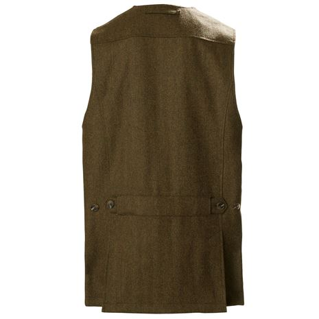 Musto Stretch Technical Tweed Shooting Waistcoat - Dunmhor