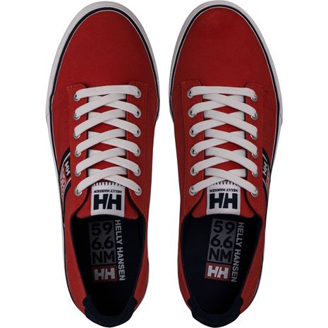 Helly Hansen Salt Flag F-1 Shoe - Tabasco / Evening Blue