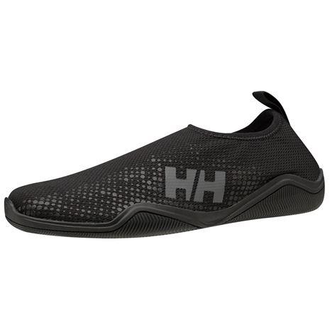 Helly Hansen Women's Crest Watermoc Shoe - Black/Charcoal