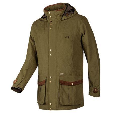 Baleno Oakwood Men's Shooting Jacket - Pine Green