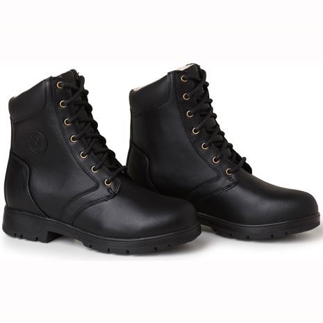 Mountain Horse Spring River Lace Boots - Black