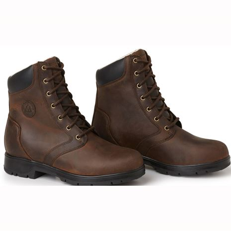 Mountain Horse Spring River Lace Boots - Brown