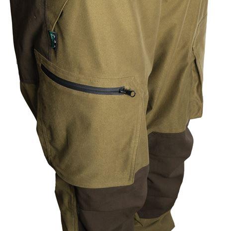 Ridgeline Pintail Explorer Pants - Teak
