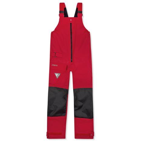 Musto Women's BR1 Trousers - True Red:Black