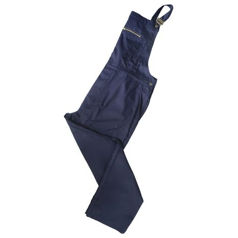 Hoggs of Fife Poly/Cotton Bib N Brace Working Coveralls