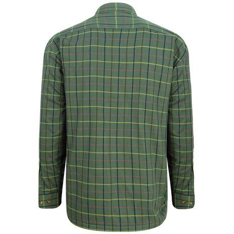 Hoggs of Fife Beech Micro-fleece shirt