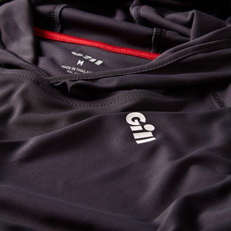 Gill UV Tec Hoody - Charcoal