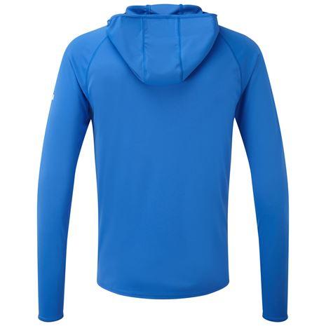 Gill UV Tec Hoody - Blue - Rear