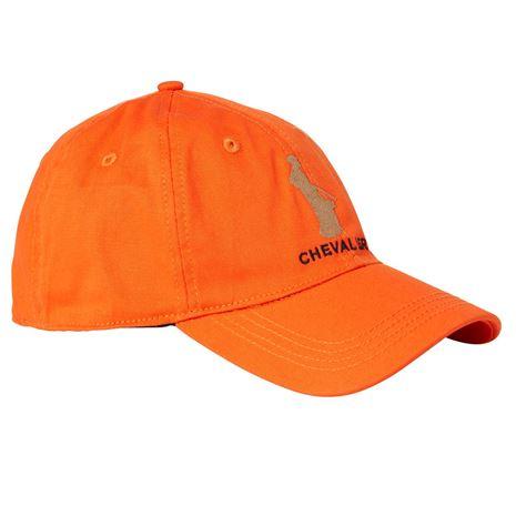 Chevalier Foxhill Cap - High Vis Orange