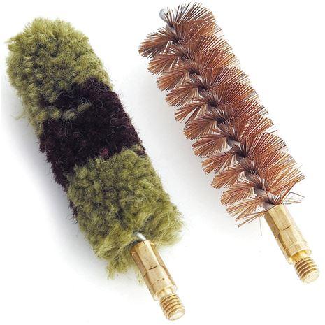 Jack Pyke Shotgun Mop & Wire Brush Set