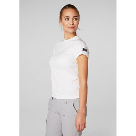 Helly Hansen Womens HH Tech T-Shirt - White