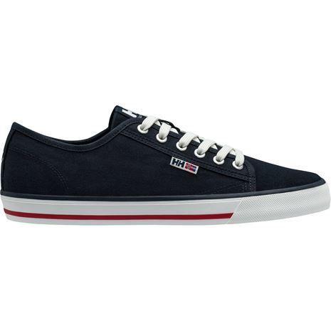 Helly Hansen Fjord Canvas Shoe V2 - Navy/Red/Off White