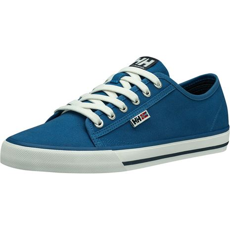 Helly Hansen Fjord Canvas Shoe V2 - Vallarta Blue / Dark Slate