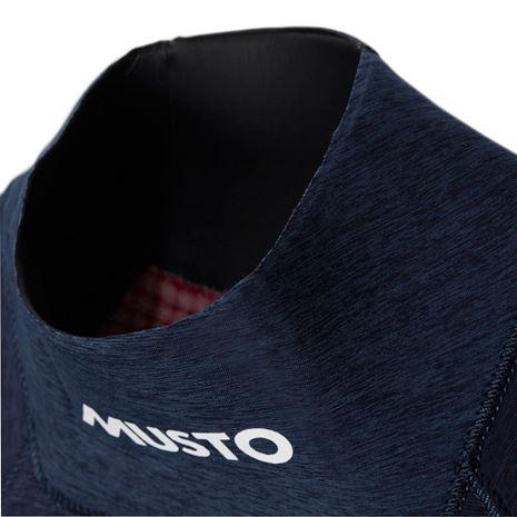 Musto Flexlite Alumin Top 2.5mm -Midnight Marl