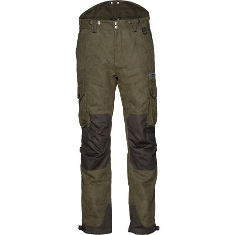 Seeland Helt Trousers - Grizzly Brown