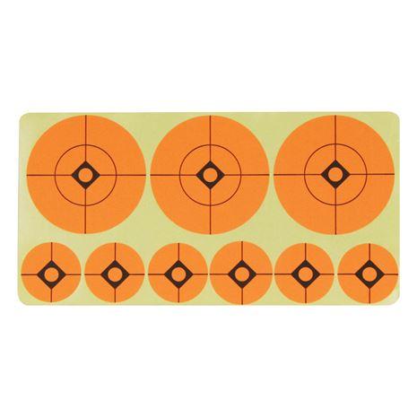 Jack Pyke Target Stickers 1
