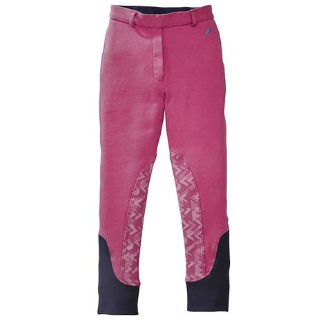 Harry Hall Harton Junior Jodhpurs - Pink
