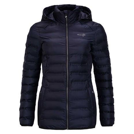 Pelle P Women's Mizzen Jacket - Dark Navy Blue